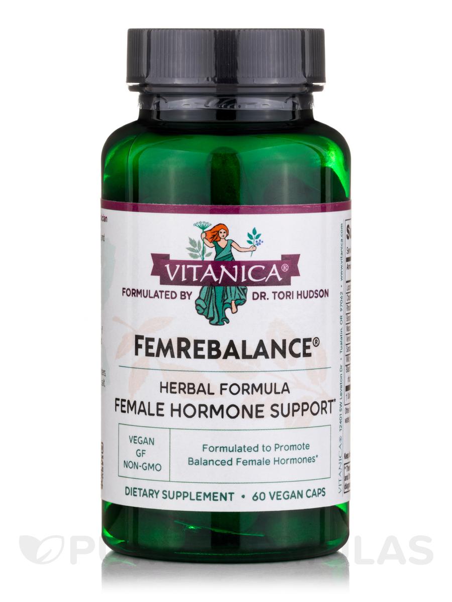 FemRebalance™ - 60 Vegetarian Capsules