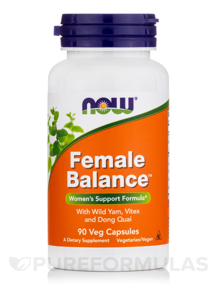 Female Balance™ - 90 Veg Capsules