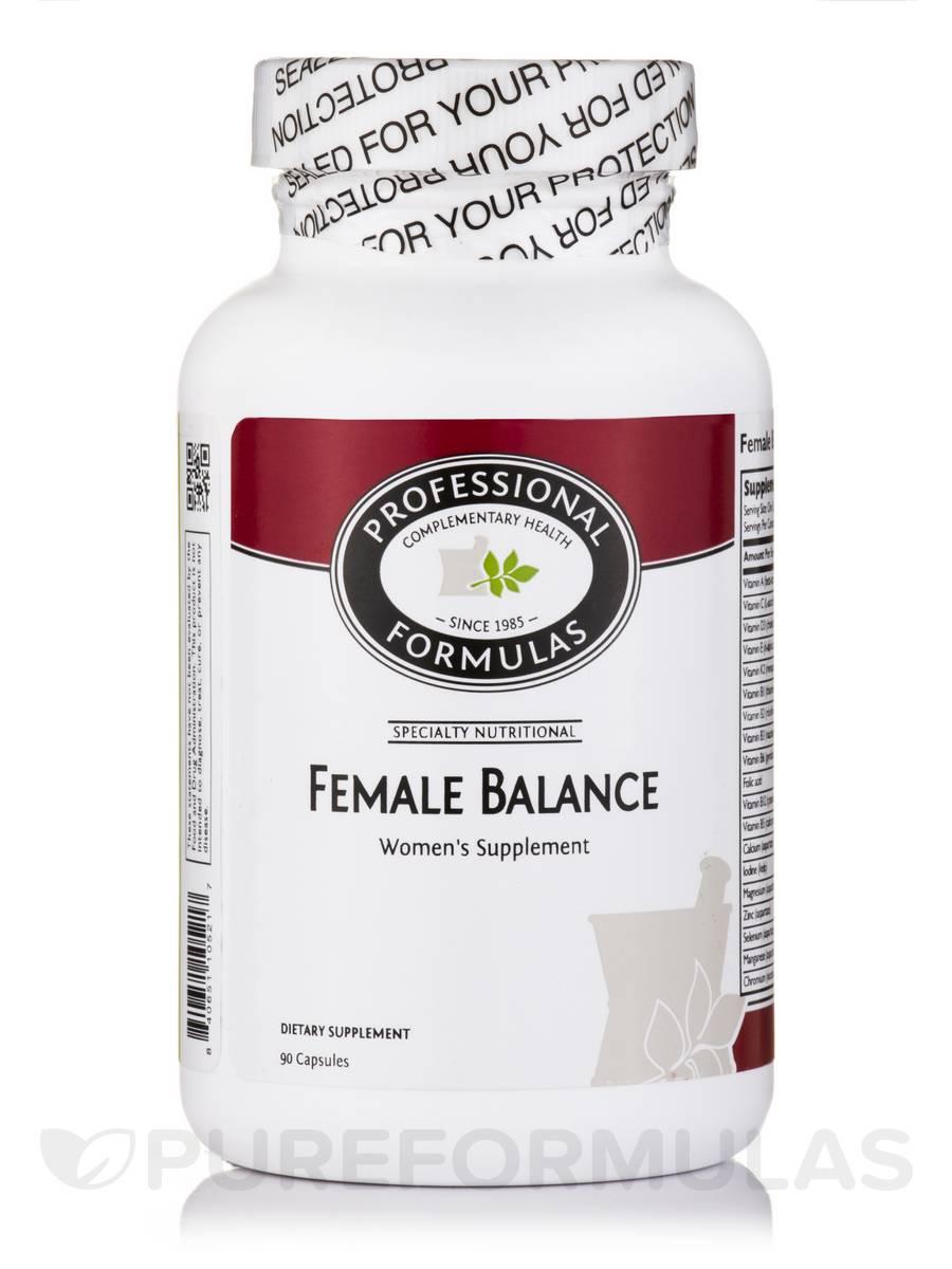 Female Balance - 90 Capsules