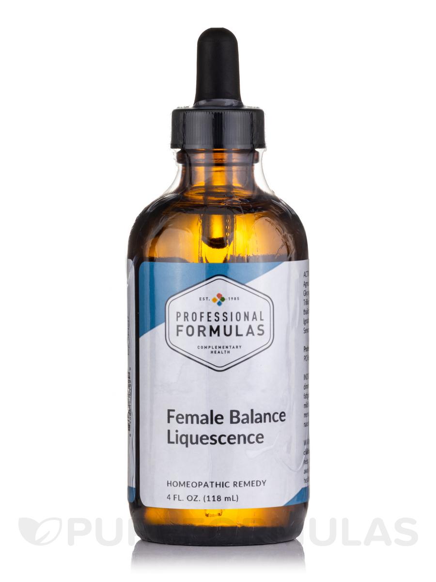 Female Balance Liquescence - 4 fl. oz (118 ml)