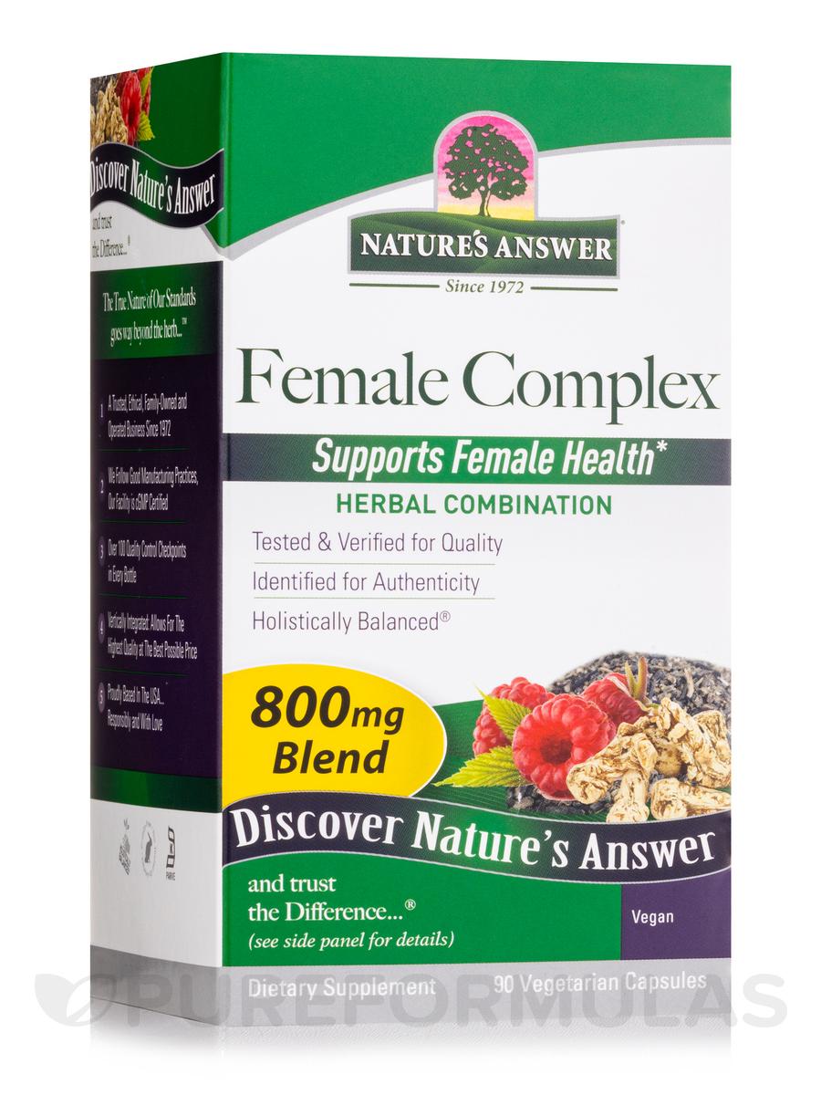 Female Complex - 90 Vegetarian Capsules