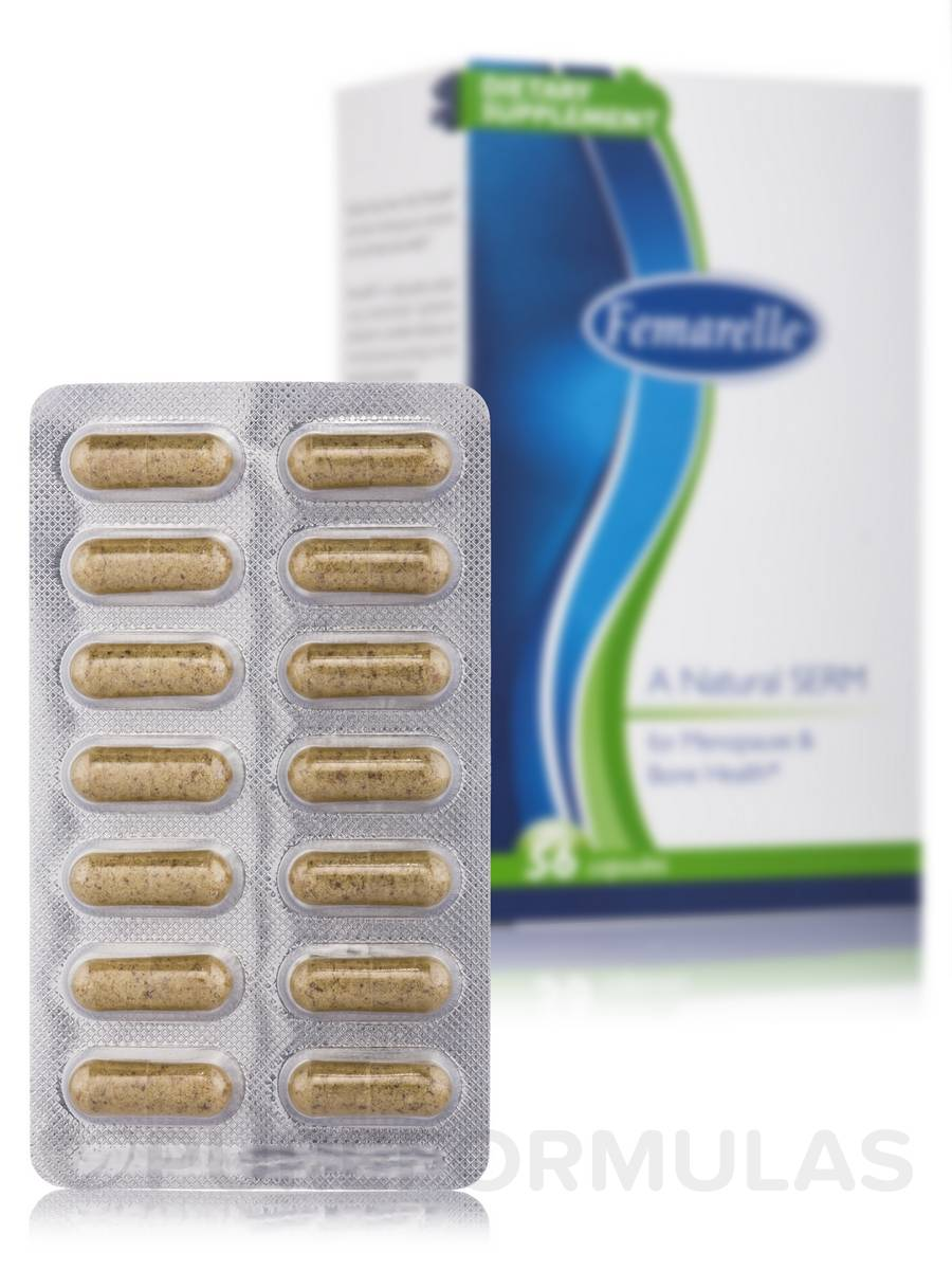 Femarelle for Menopause and Bone Health - 56 Capsules