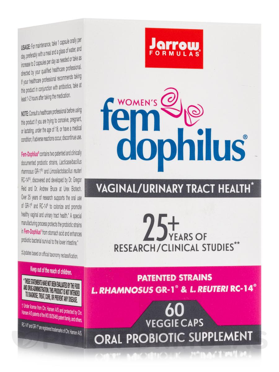 FemDophilus - 60 Capsules