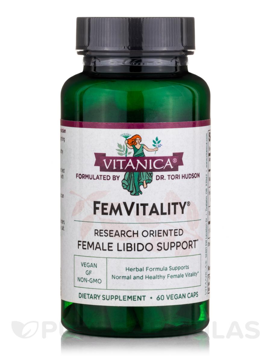FemVitality™ - 60 Vegetarian Capsules