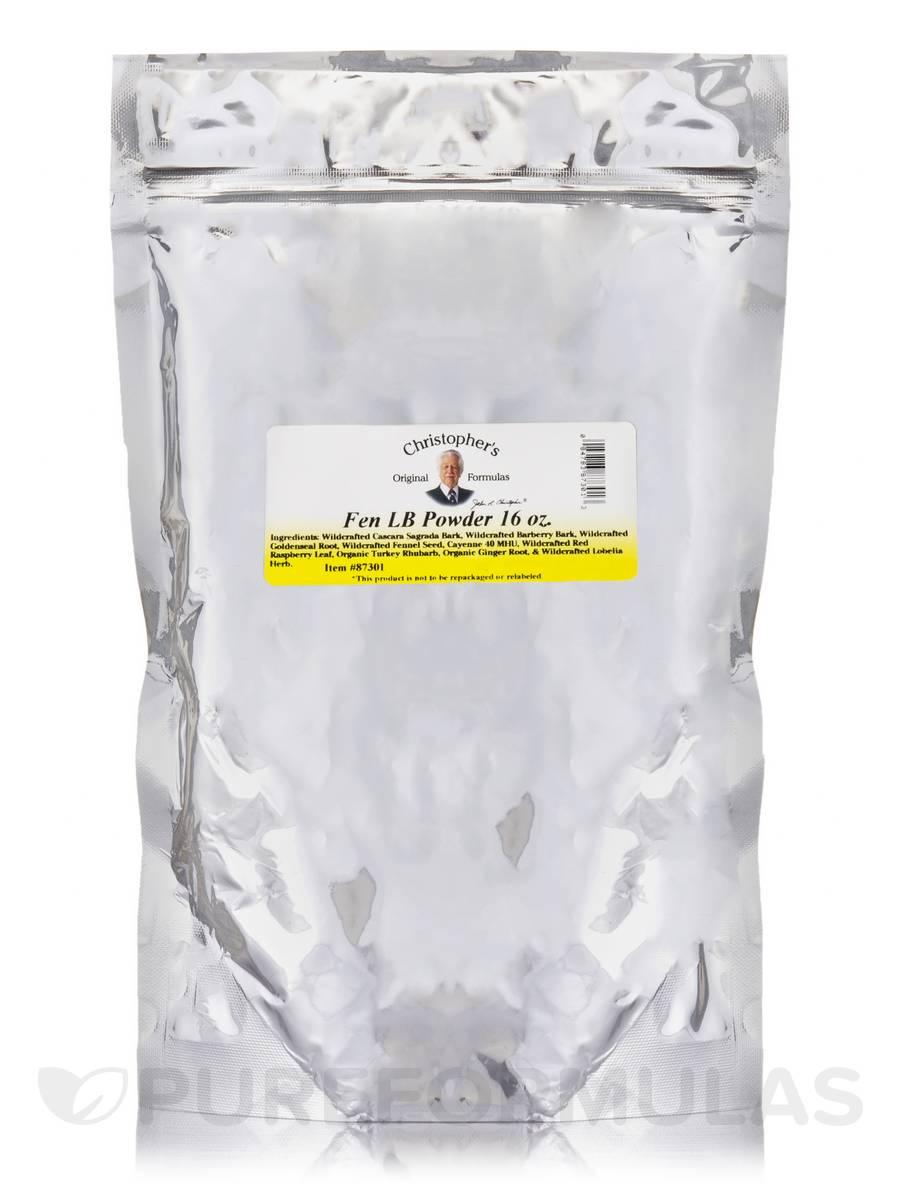 Fen Lower Bowel Powder - 16 oz