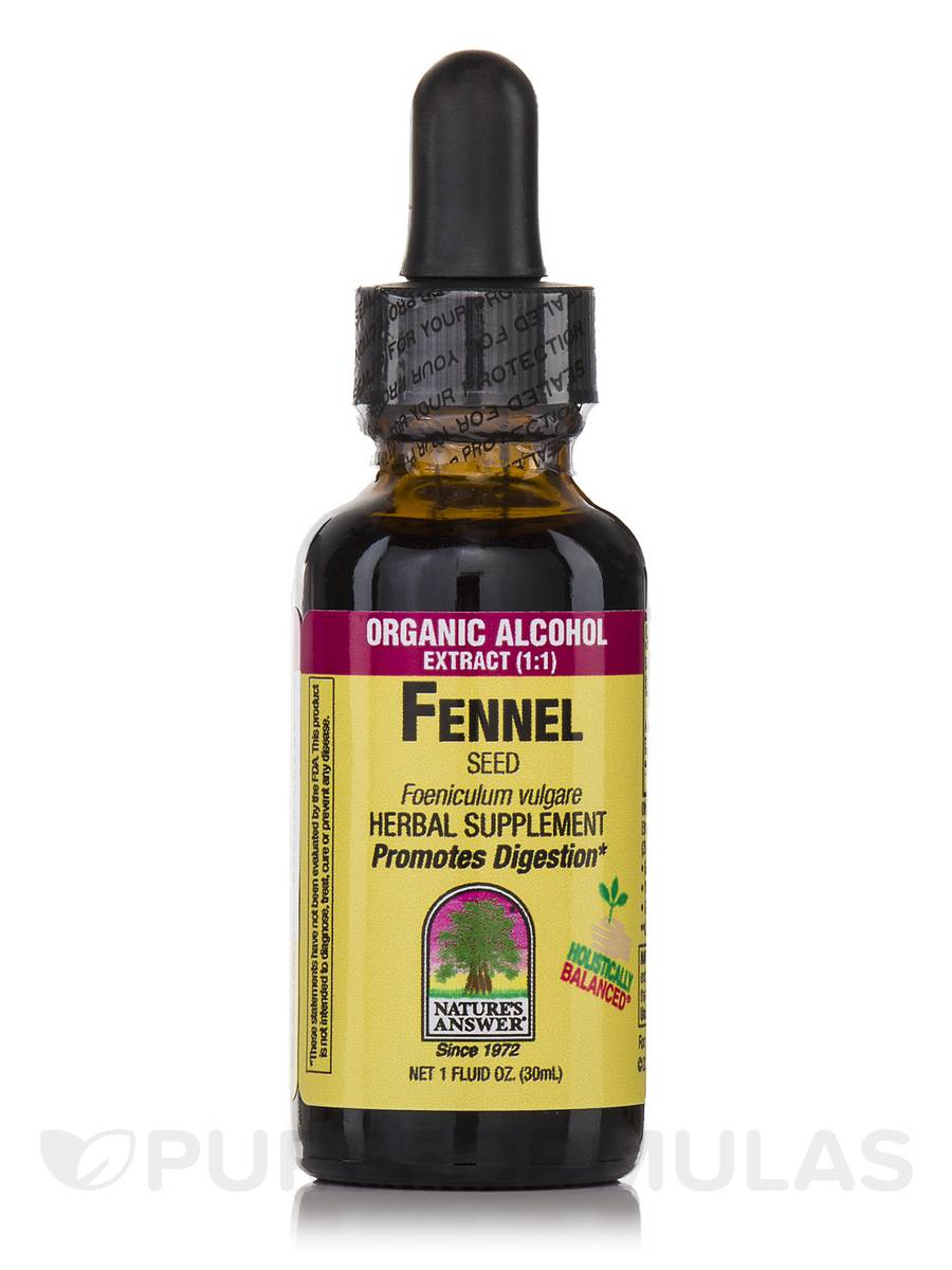 Fennel Seed Extract - 1 fl. oz (30 ml)