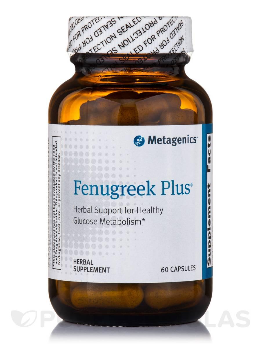 Fenugreek Plus - 60 Capsules