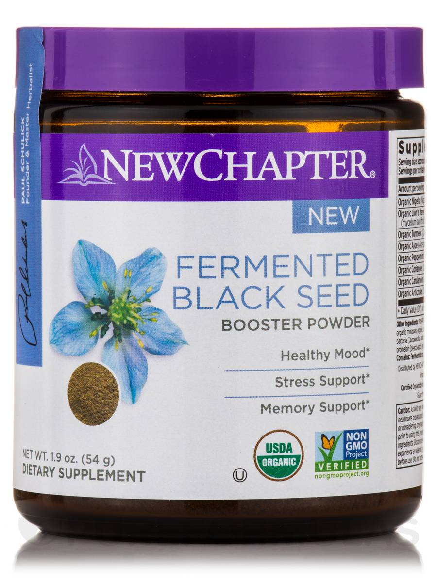 Fermented Black Seed - 1.9 oz (54 Grams)