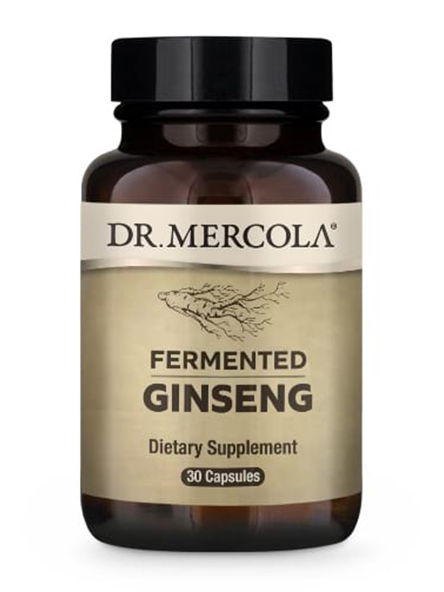 Fermented Ginseng - 30 Capsules