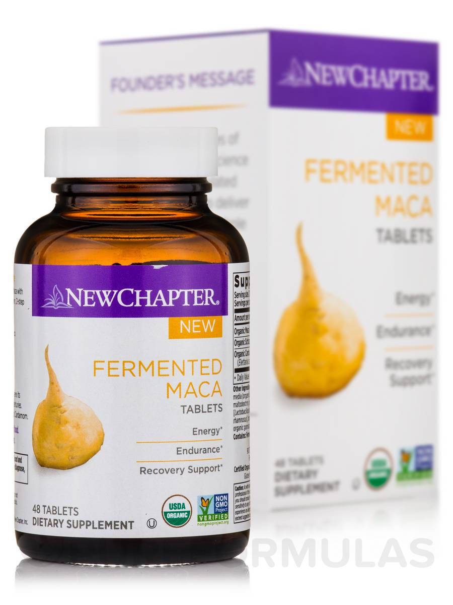 Fermented Maca - 48 Tablets