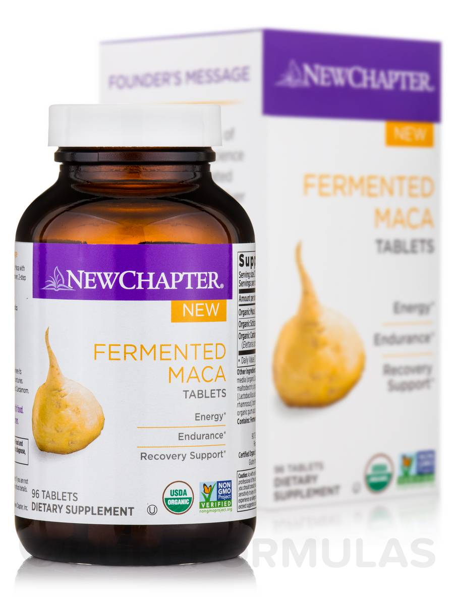 Fermented Maca - 96 Tablets