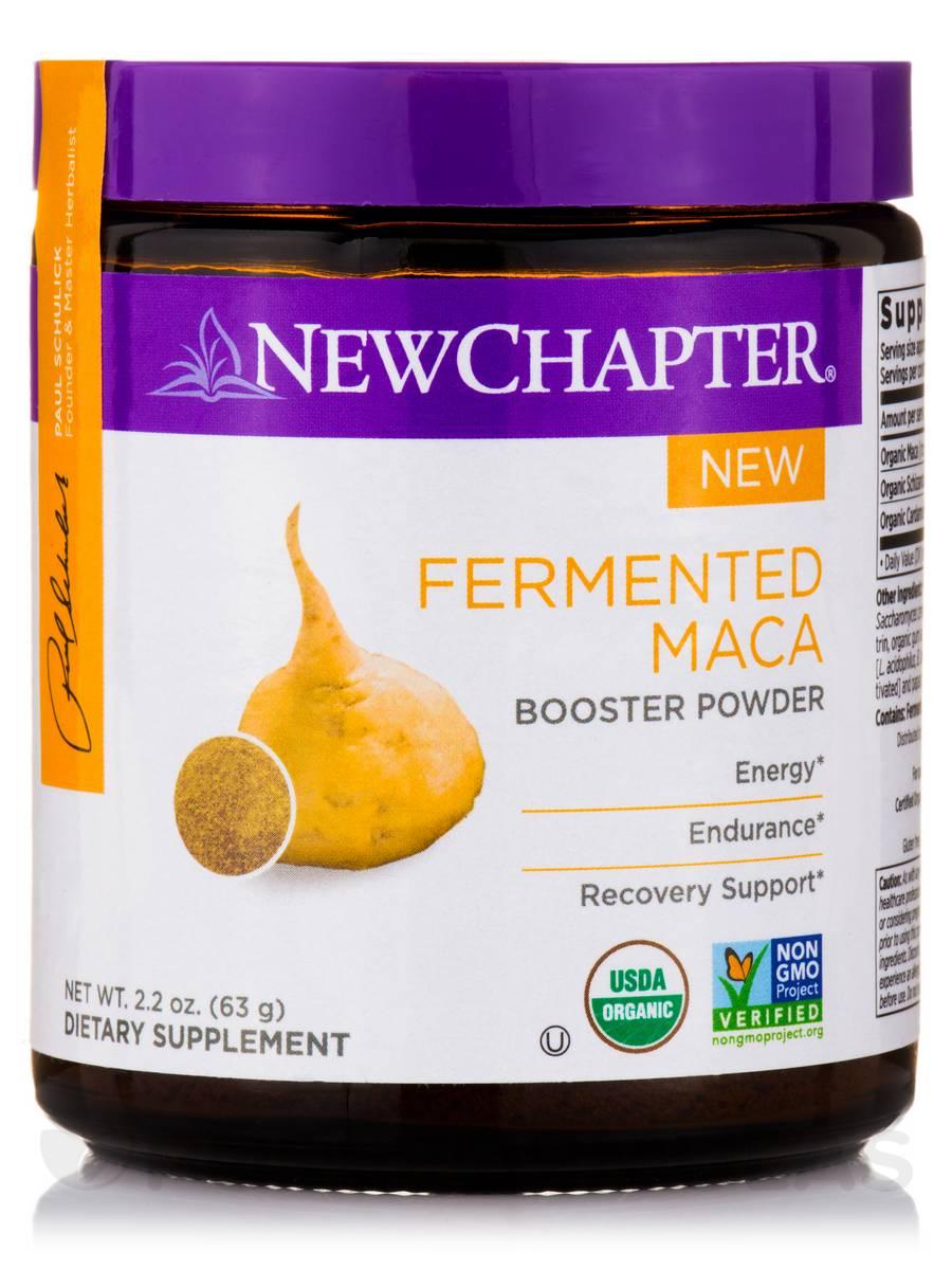 Fermented Maca Powder - 2.2 oz (63 Grams)