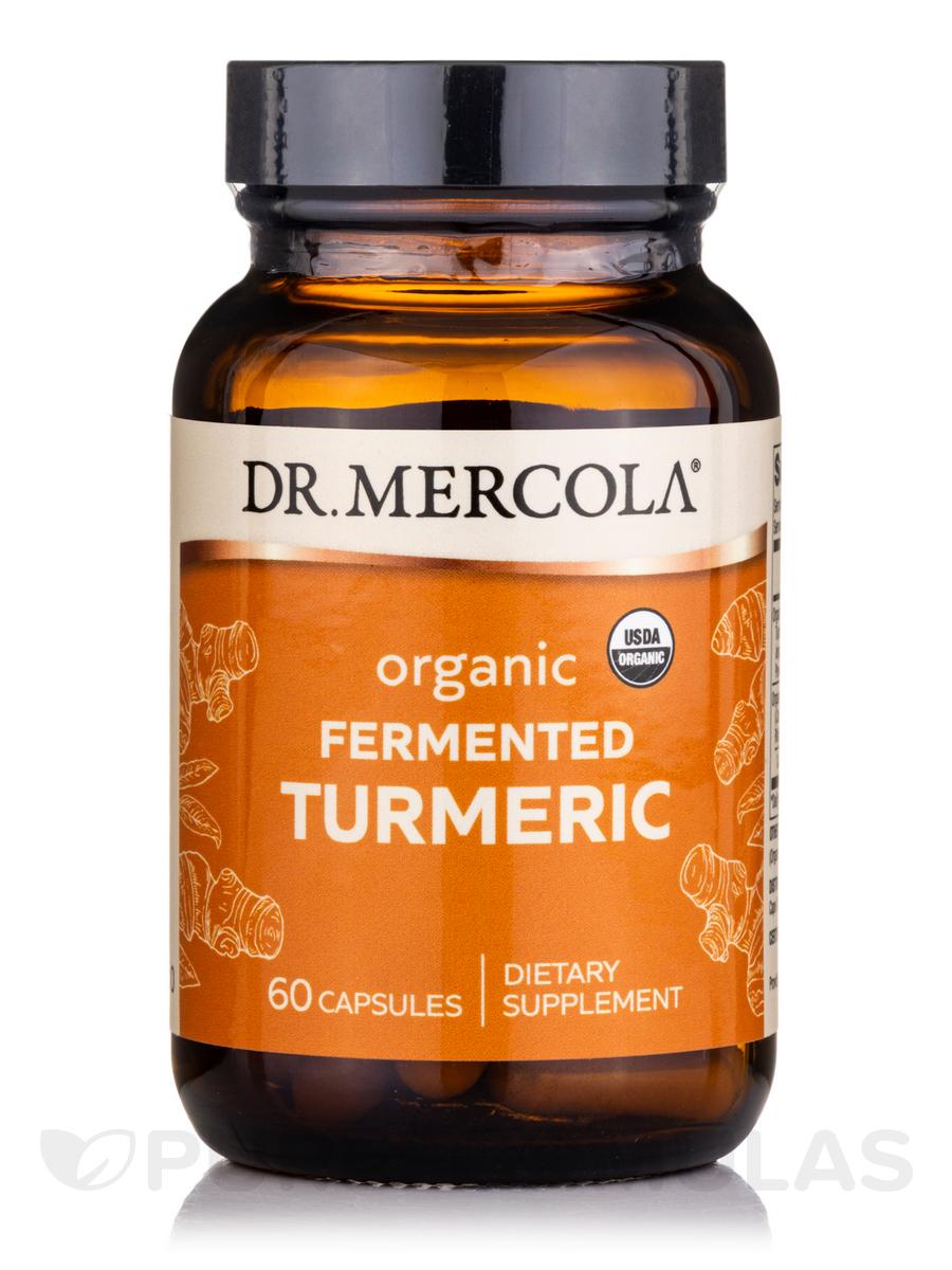 Fermented Turmeric - 60 Capsules