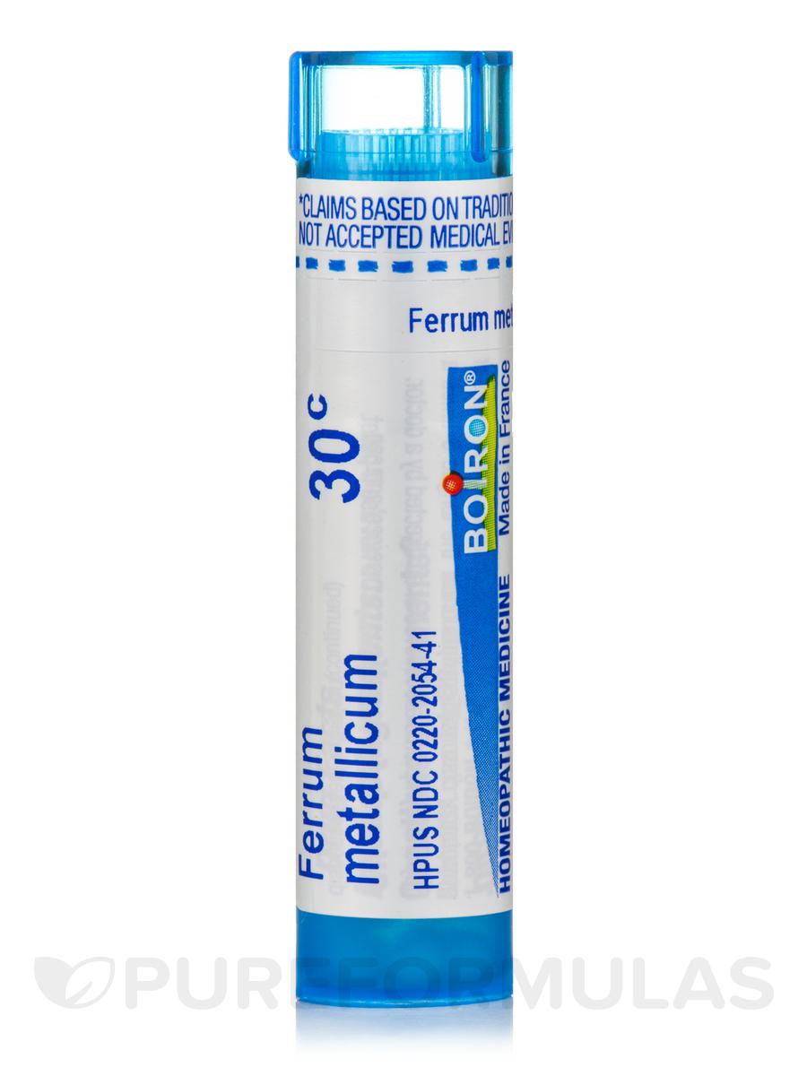 Ferrum Metallicum 30c