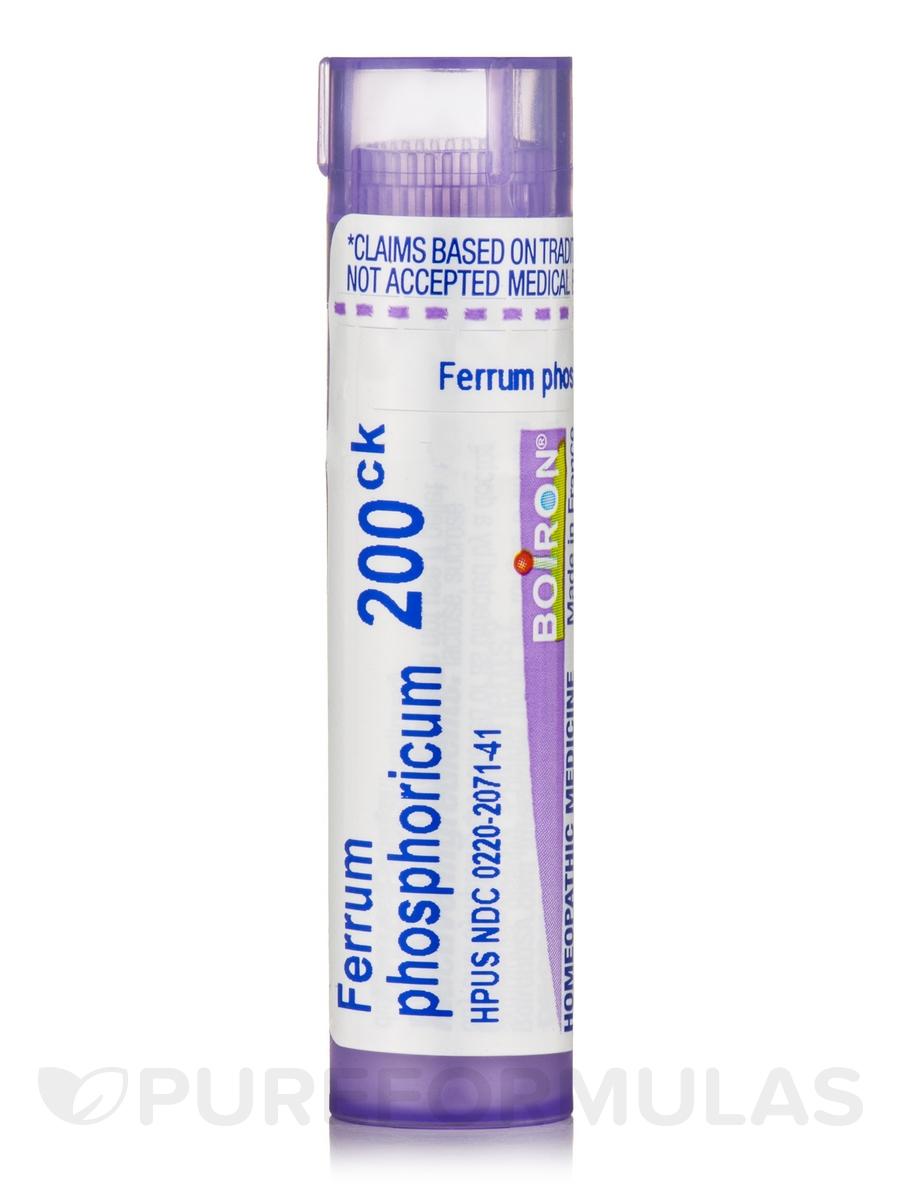 Ferrum Phosphoricum 200ck