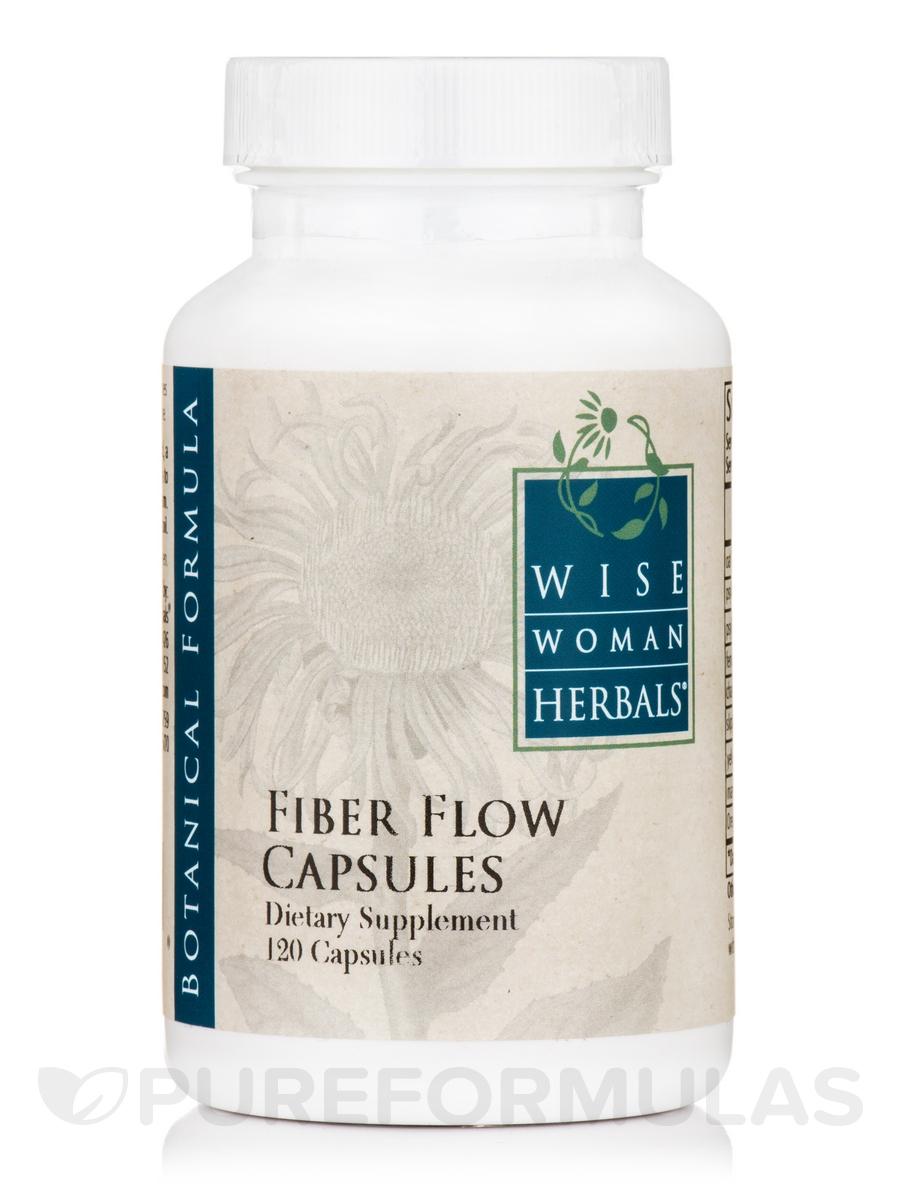 Fiber Flow 626 mg - 120 Capsules