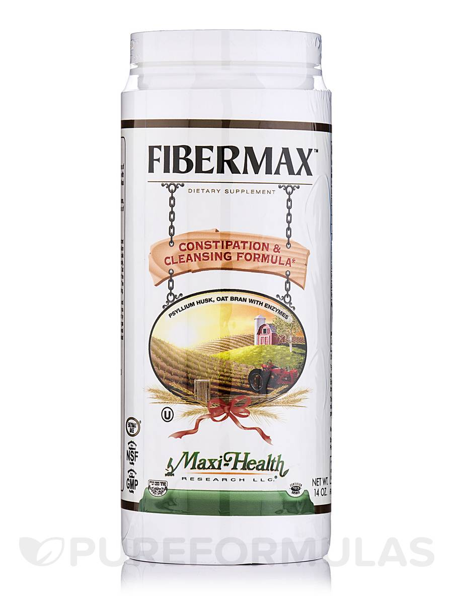 Fibermax Constipation and Cleansing Formula - 14 oz