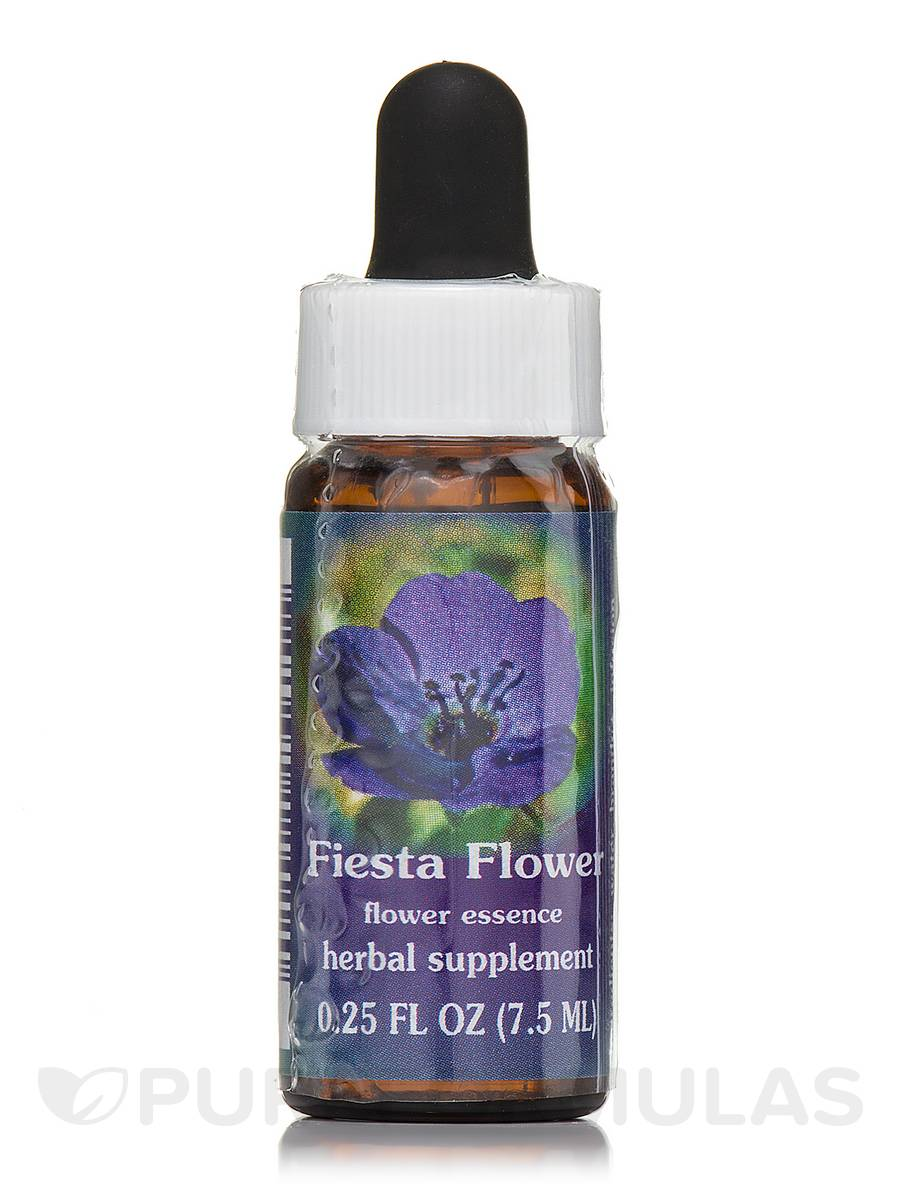 Fiesta Flower Dropper - 0.25 fl. oz (7.5 ml)