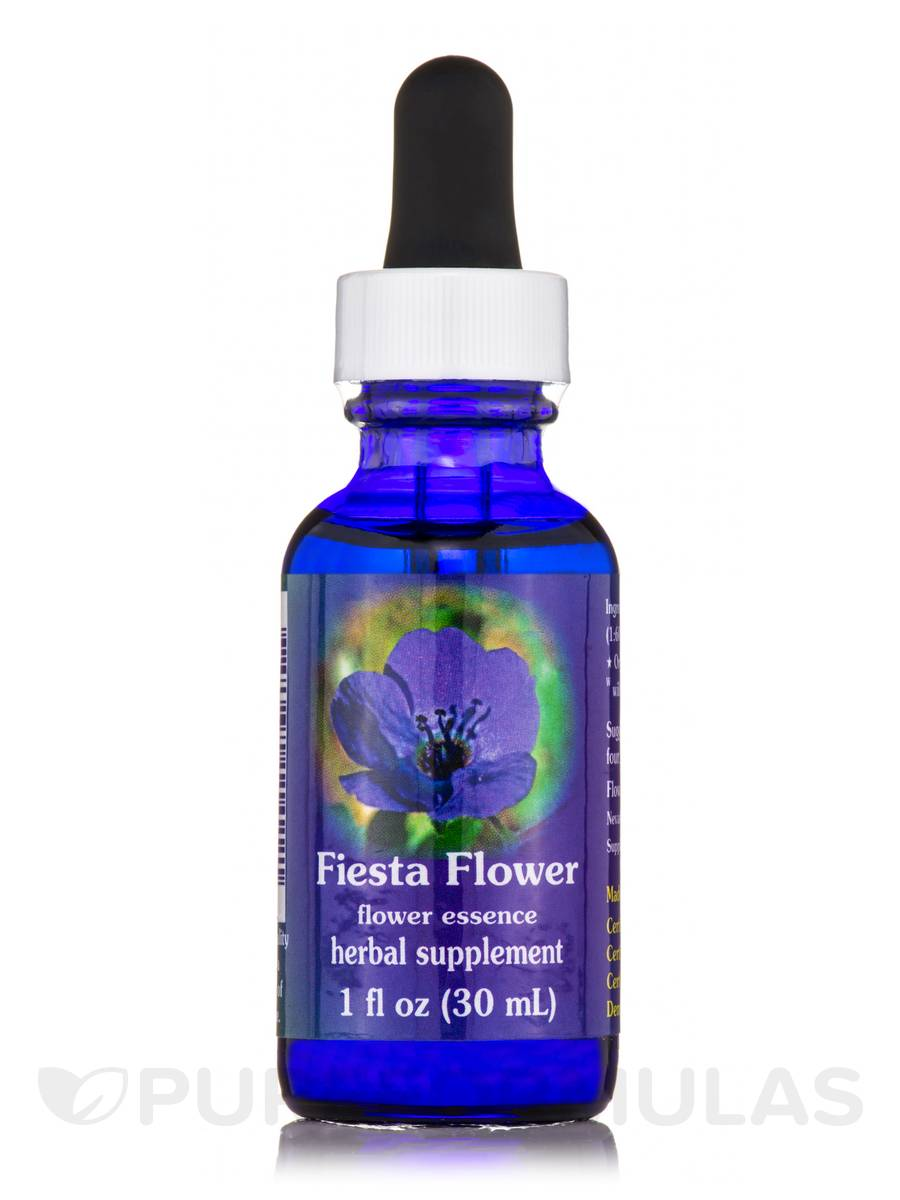 Fiesta Flower Dropper - 1 fl. oz (30 ml)
