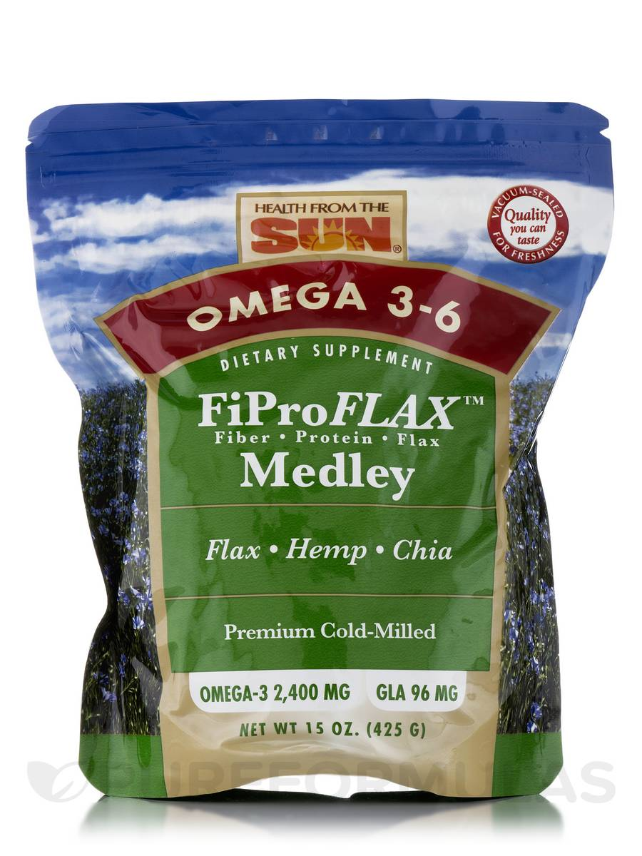 FiProFLAX™ Medley - 15 oz (425 Grams)
