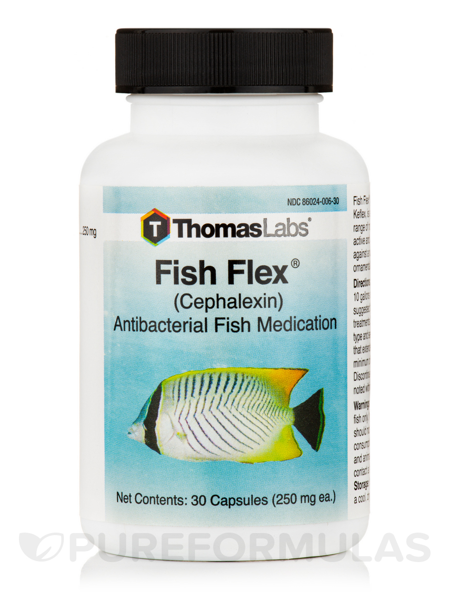 Fish-Flex 250 mg - 30 Capsules