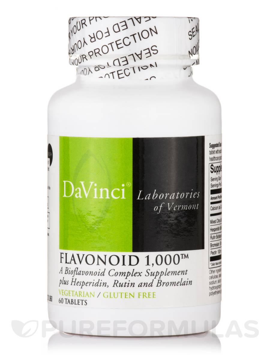Flavonoid 1,000™ - 60 Tablets