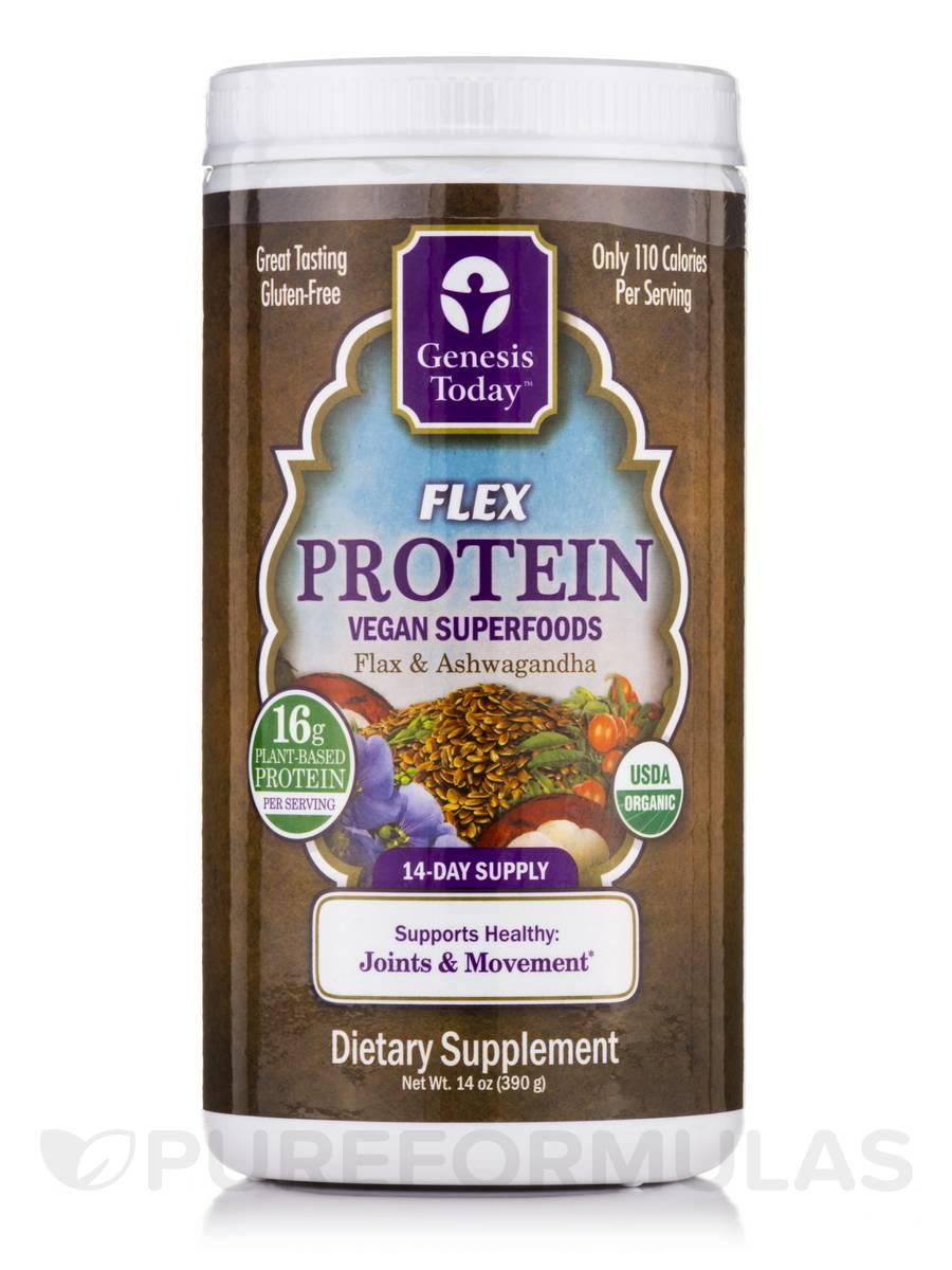 Flex protein