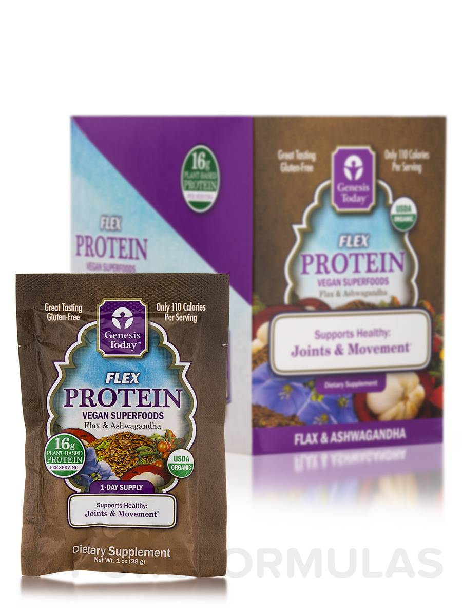 Flex Protein Sachets - 15 Packets