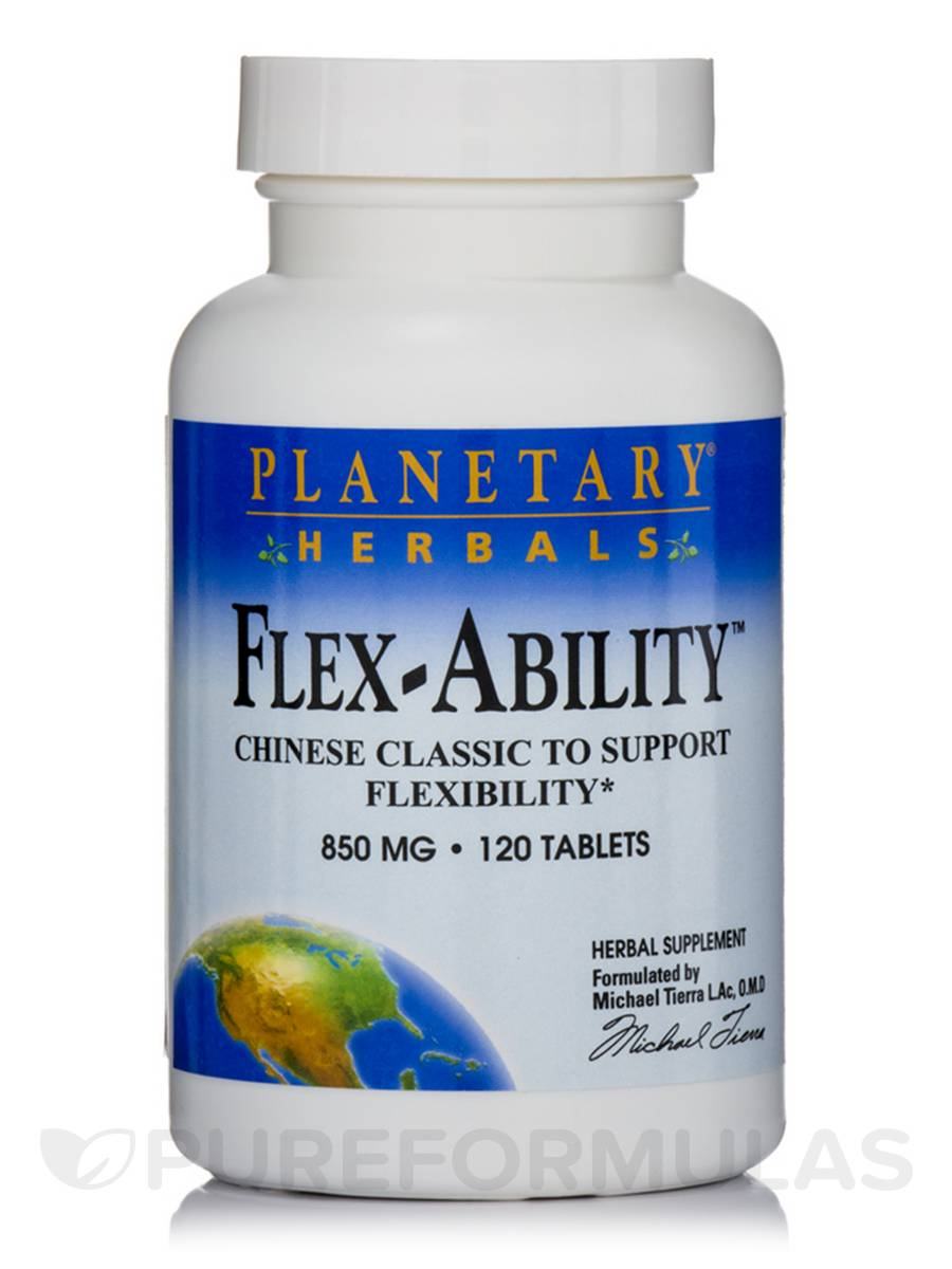 Flex-Ability 850 mg - 120 Tablets
