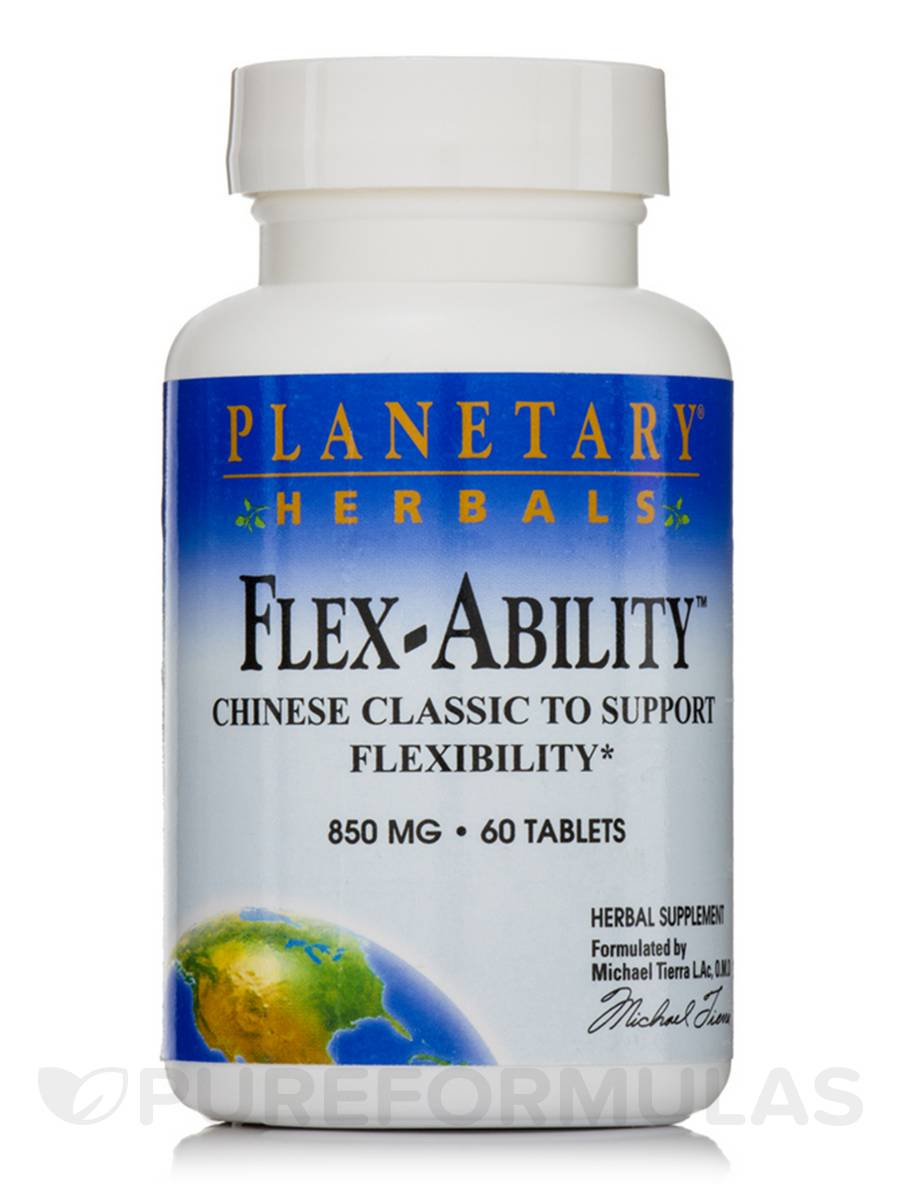 Flex-Ability 850 mg - 60 Tablets