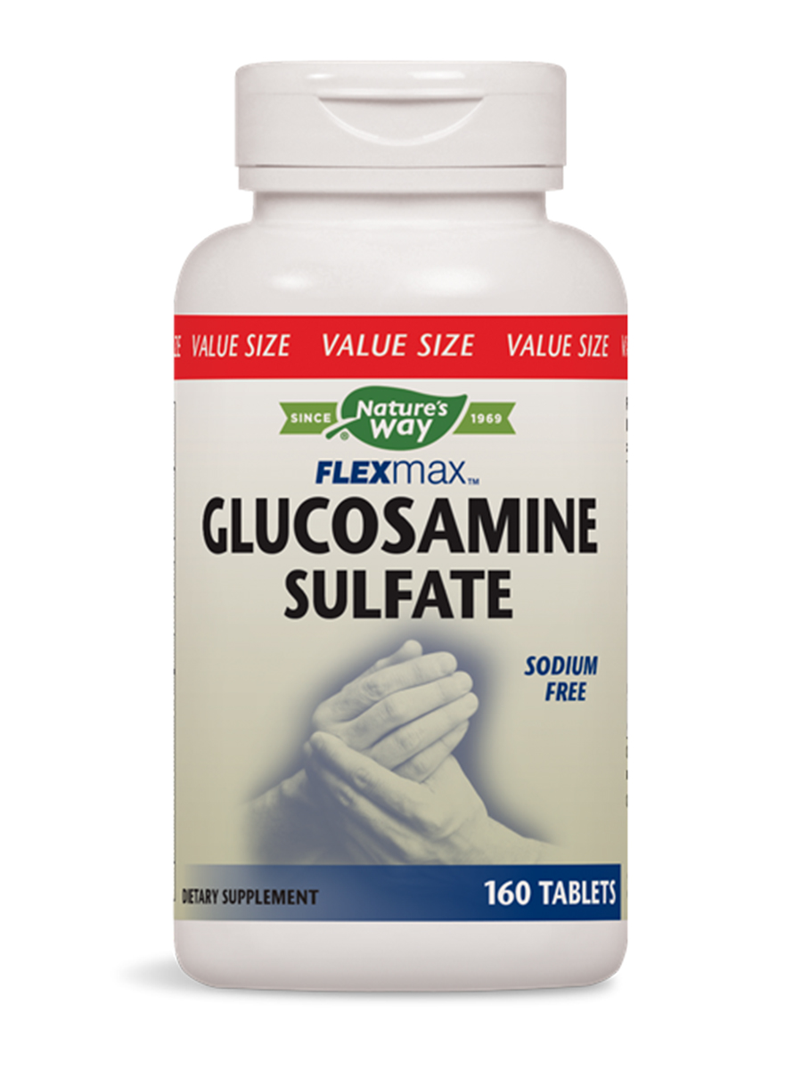 FlexMax Glucosamine Sulfate - 160 Tablets