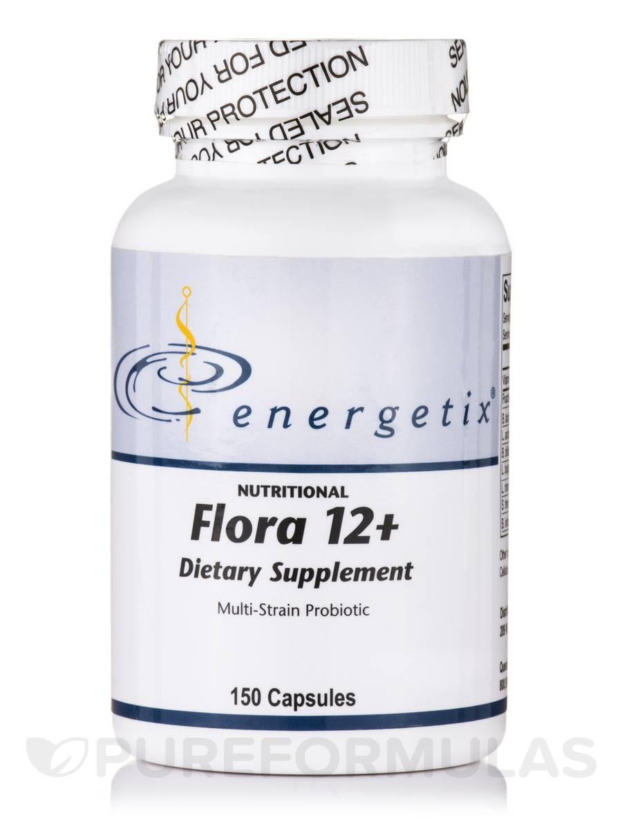 Flora 12+ - 150 Capsules