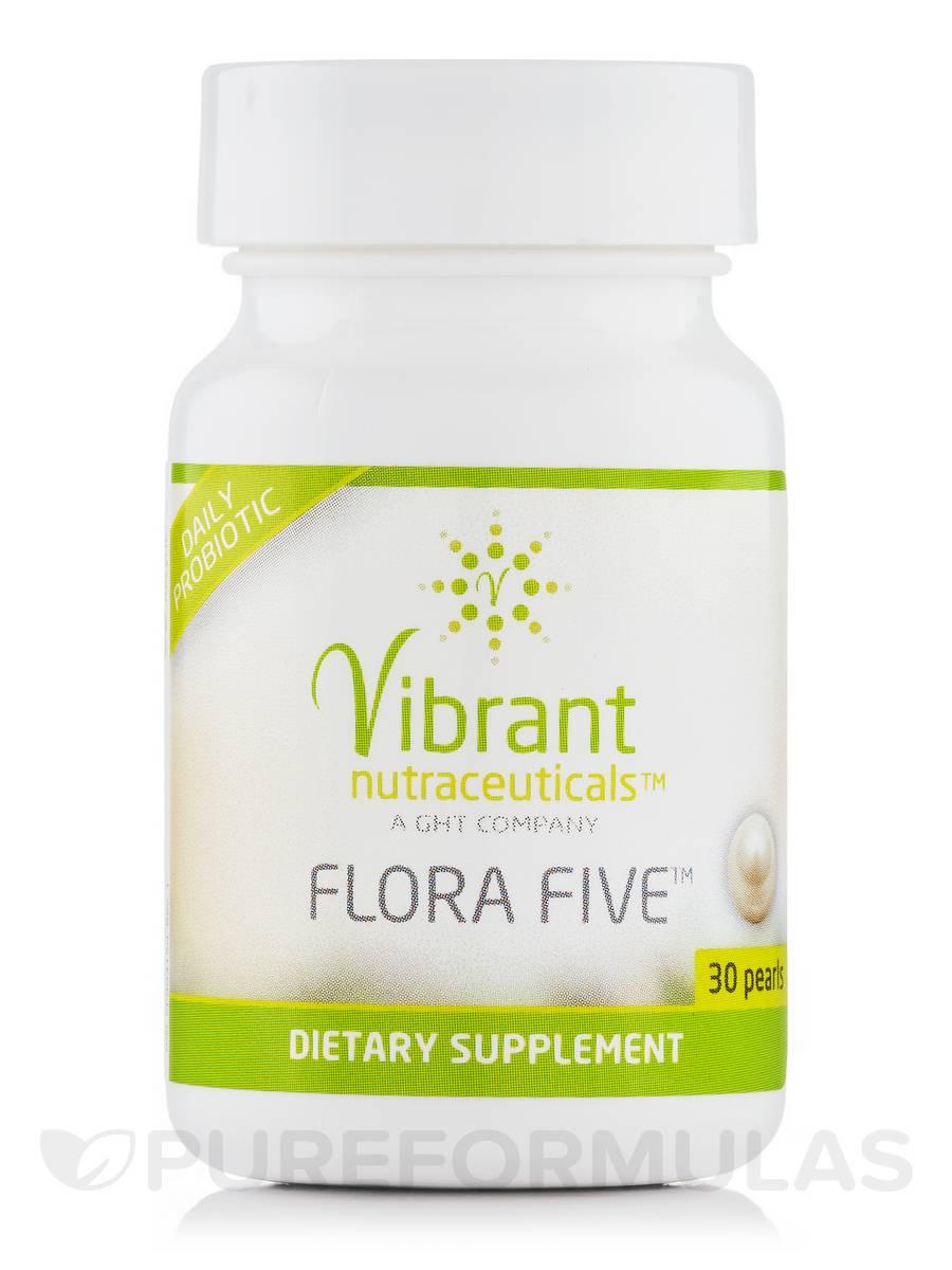 Flora Five - 30 Pearls