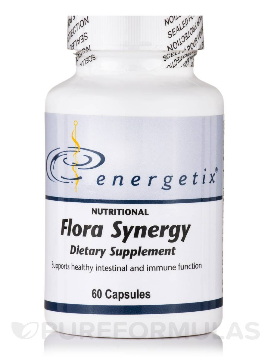 Flora Synergy - 60 Capsules