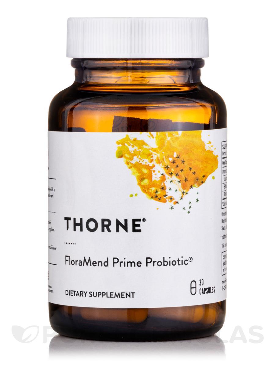 FloraMend Prime Probiotic™ - 30 Vegetarian Capsules