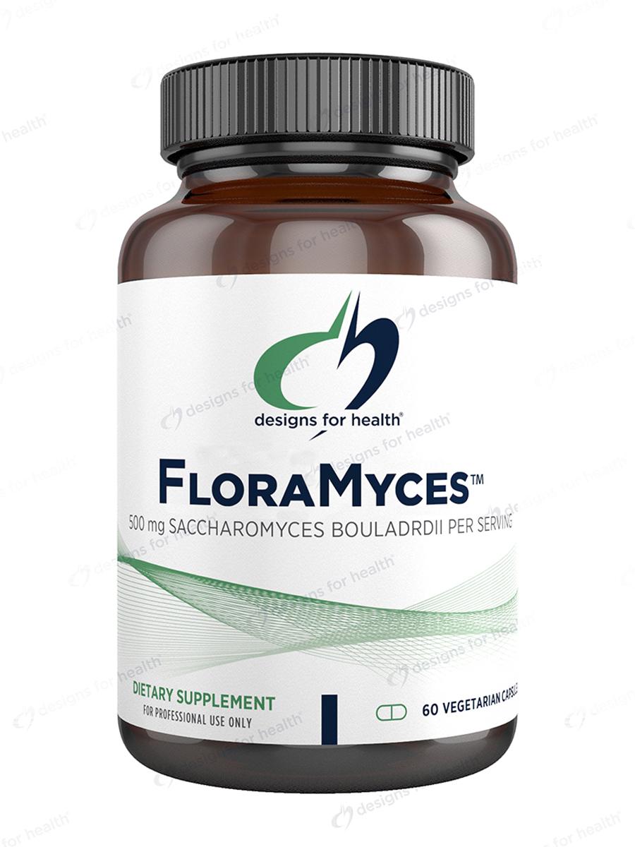 FloraMyces™ - 60 Vegetarian Capsules