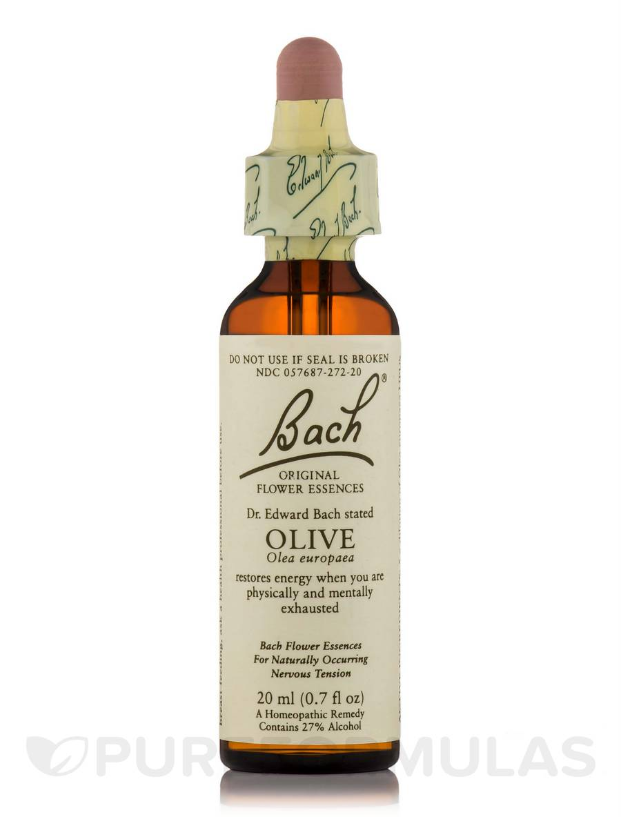 Flower Essence Olive - 0.7 fl. oz (20 ml)