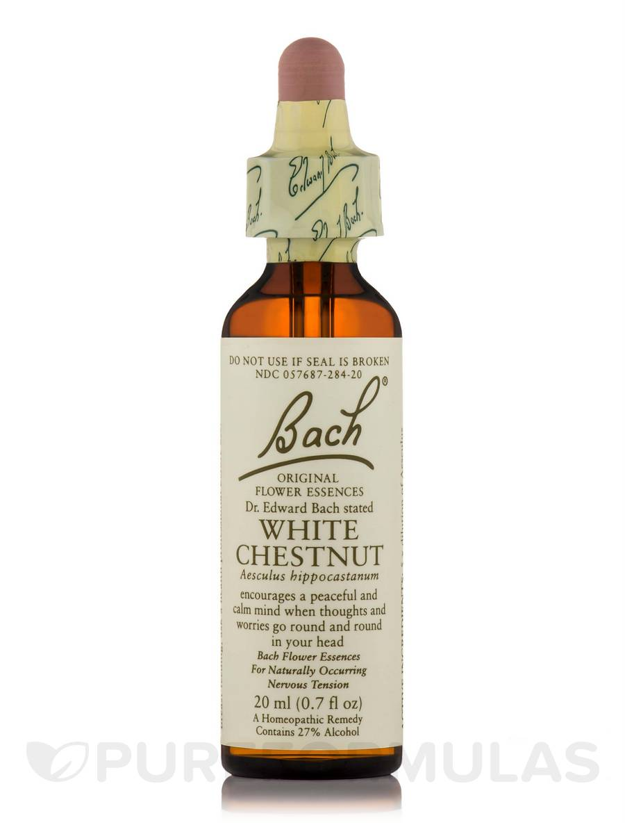Flower essence white chestnut 07 fl oz 20 ml mightylinksfo