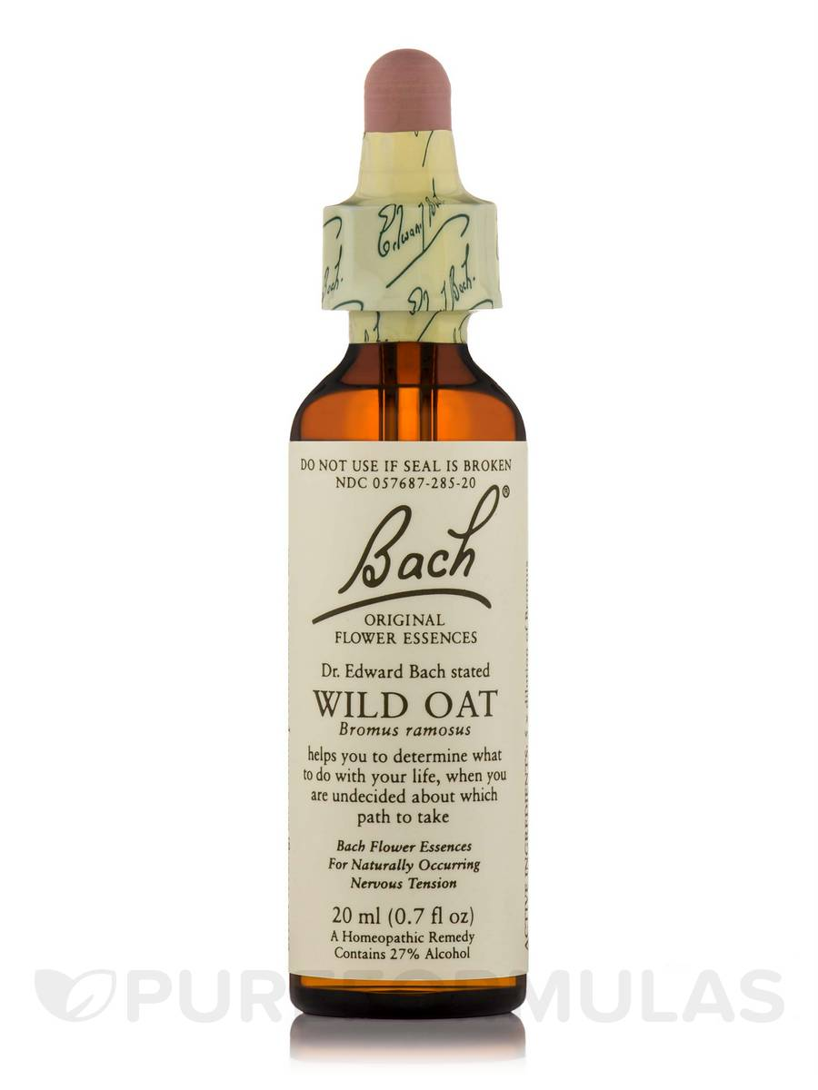 Flower Essence Wild Oat - 0.7 fl. oz (20 ml)