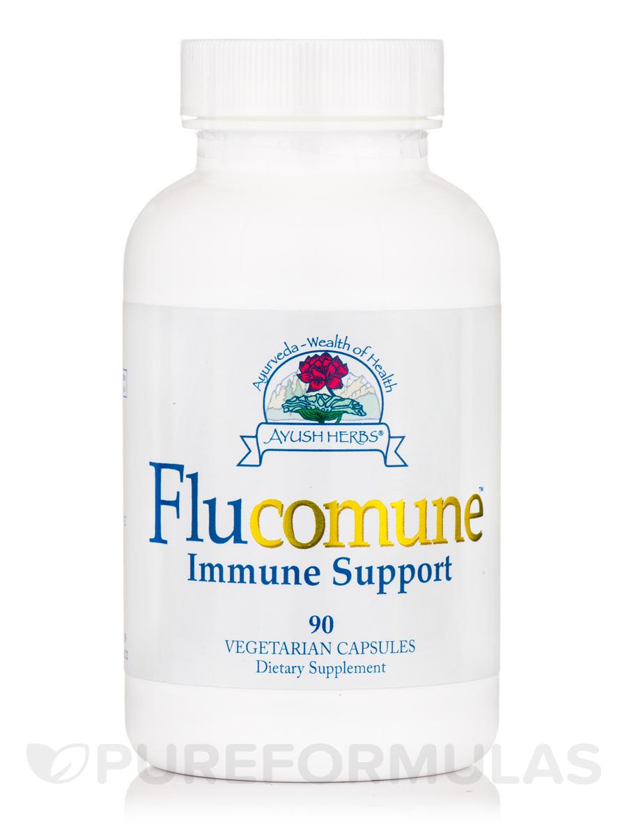 Flucomune™ - 90 Vegetarian Capsules