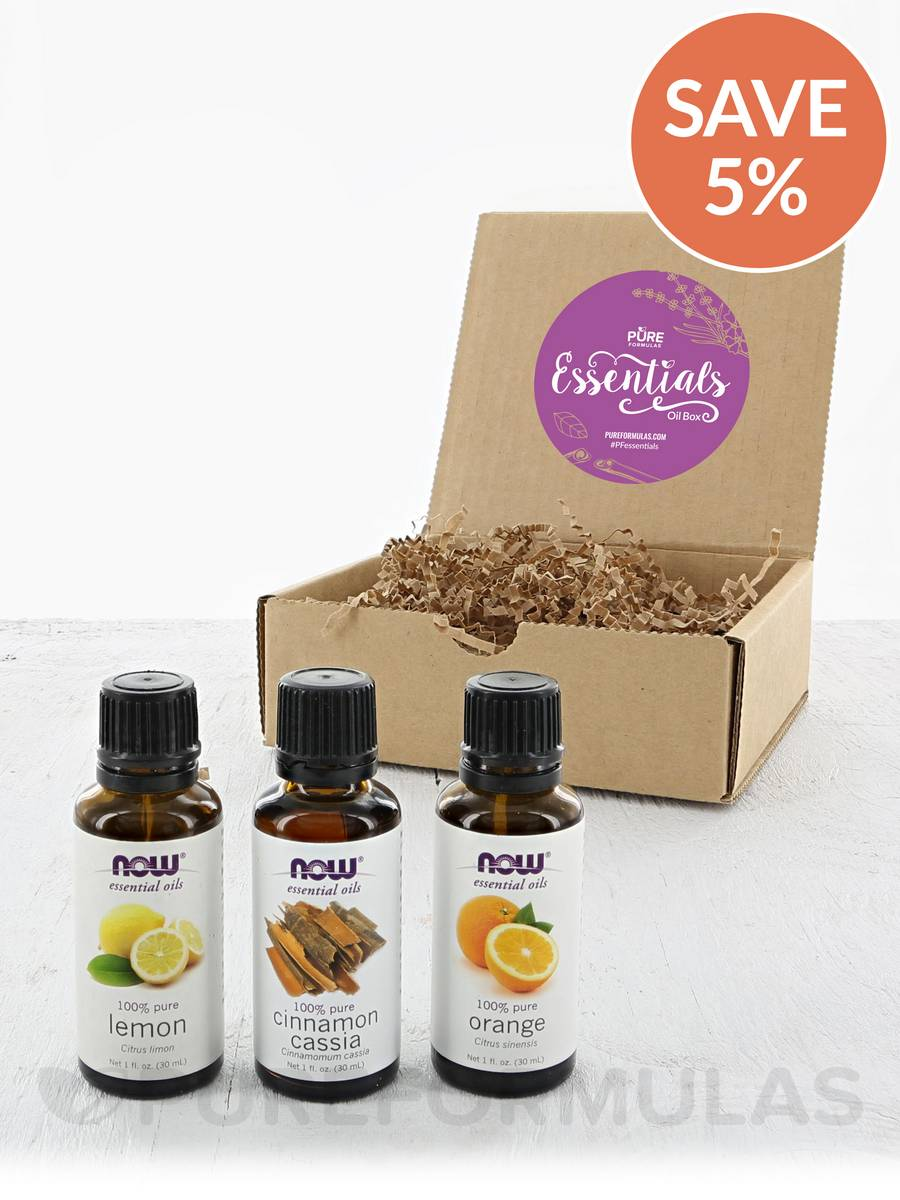 Focus Essential Oil Collection - Save 5%