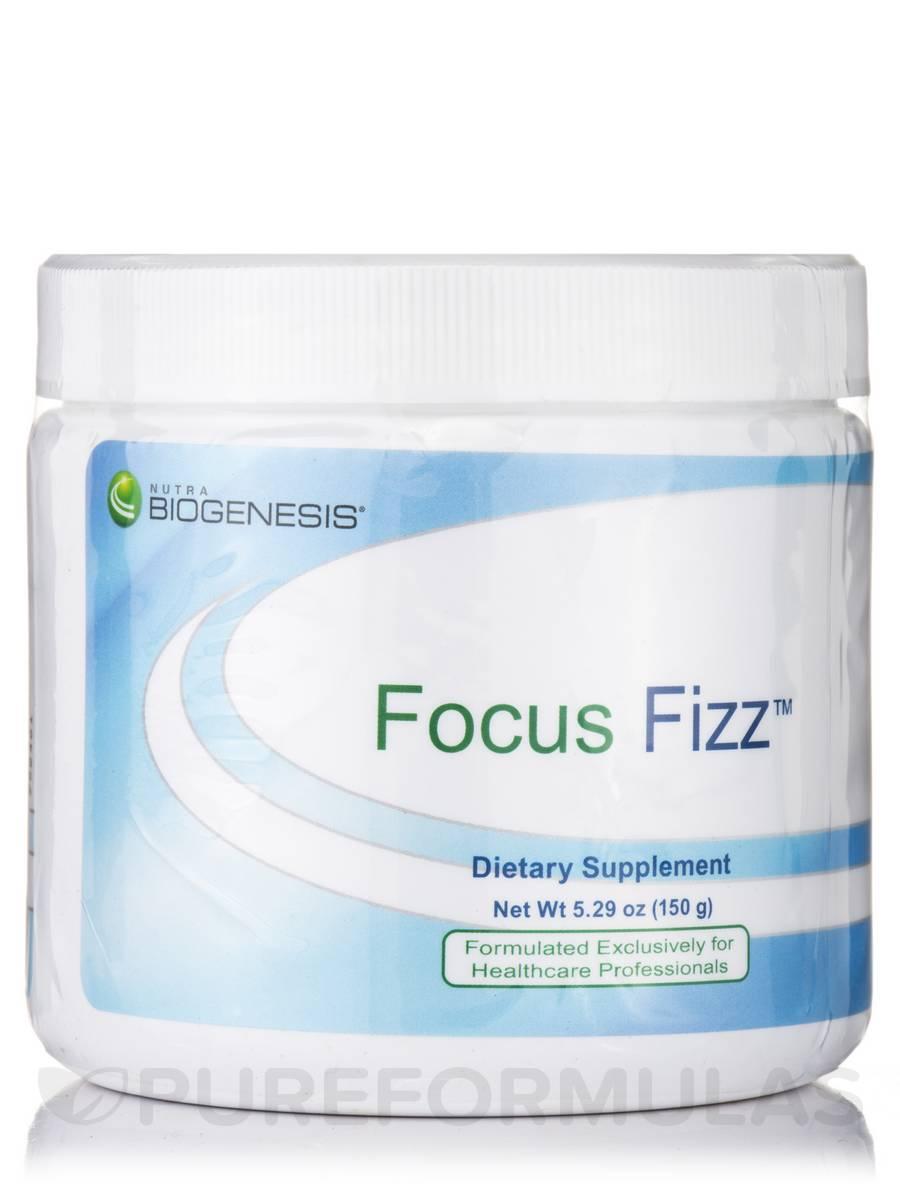Focus Fizz™ - 5.29 oz (150 Grams)