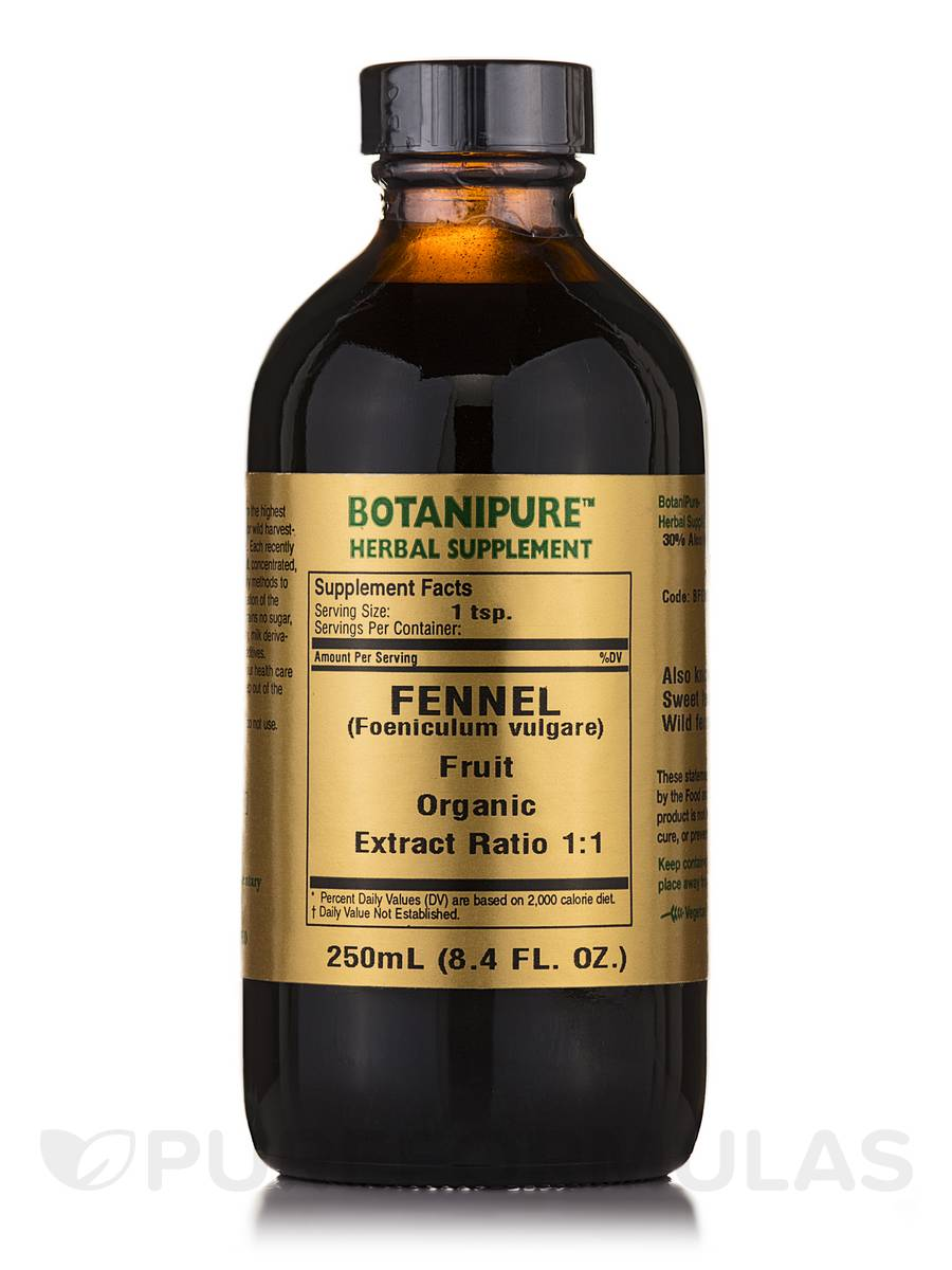 Foeniculum vulgare/Fennel - 8.4 fl. oz (250 ml)