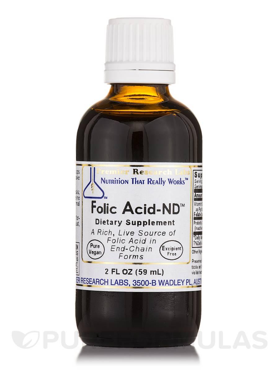 Folic Acid-ND - 2 fl. oz (59 ml)
