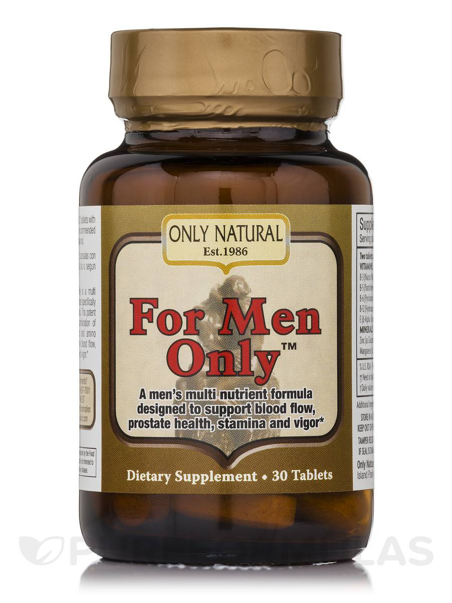 For Men Only - 30 Tablets
