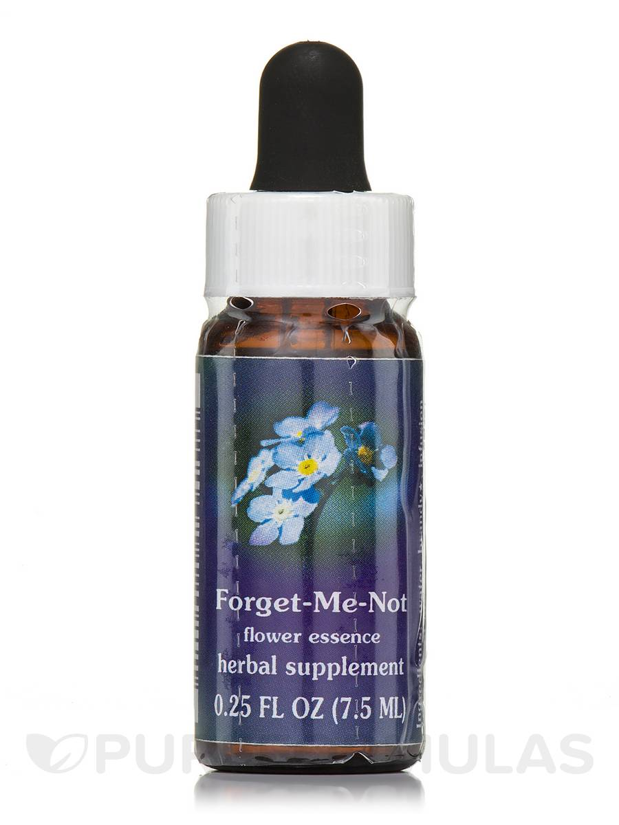 Forget-Me-Not Dropper - 0.25 fl. oz (7.5 ml)