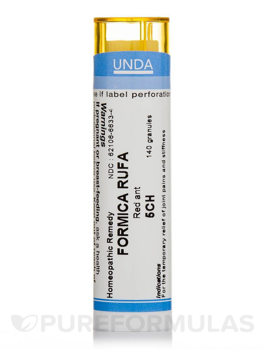 Formica Rufa 5CH - 140 Granules (5.5g)