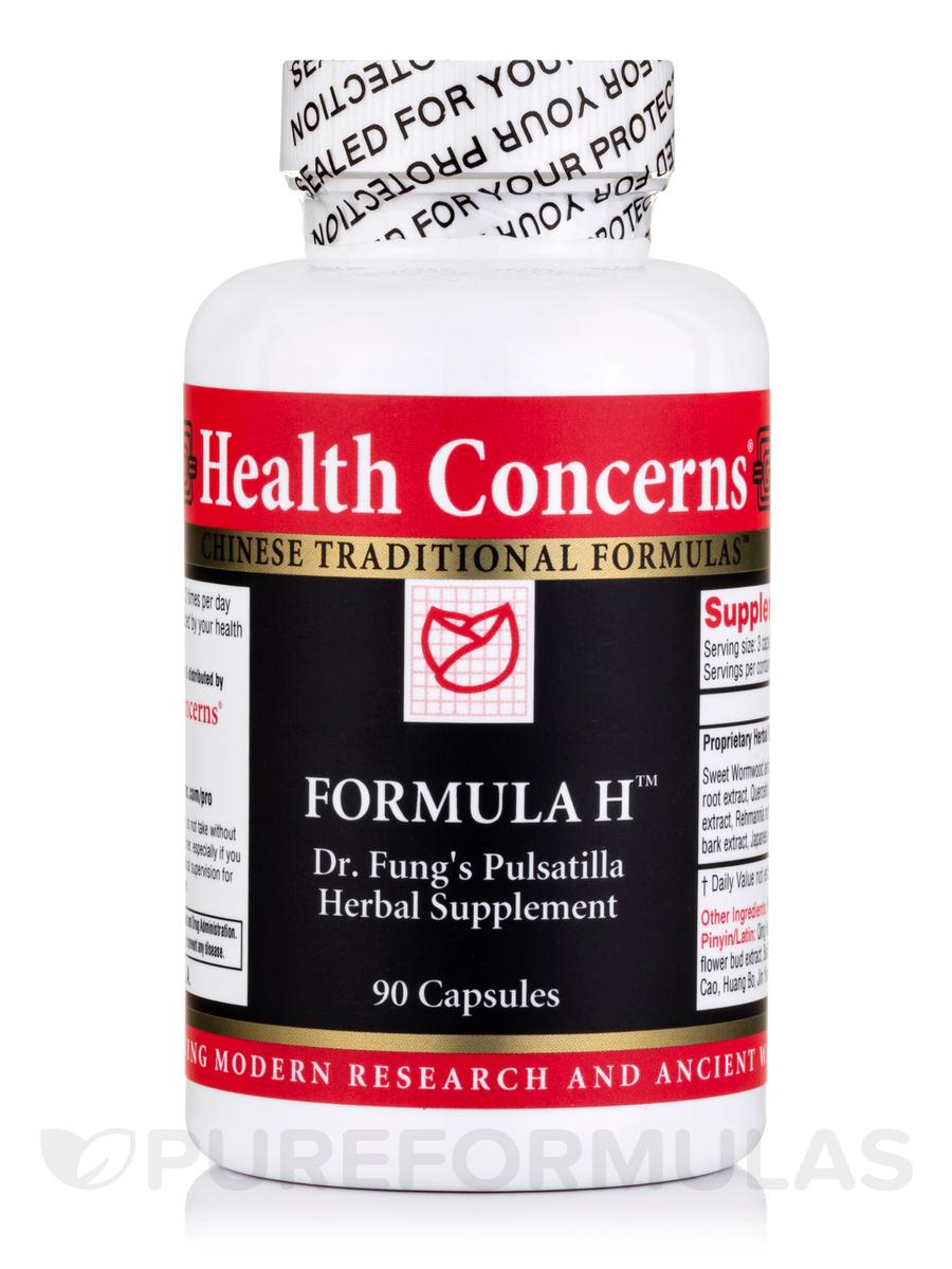 Formula H - 90 Tablets