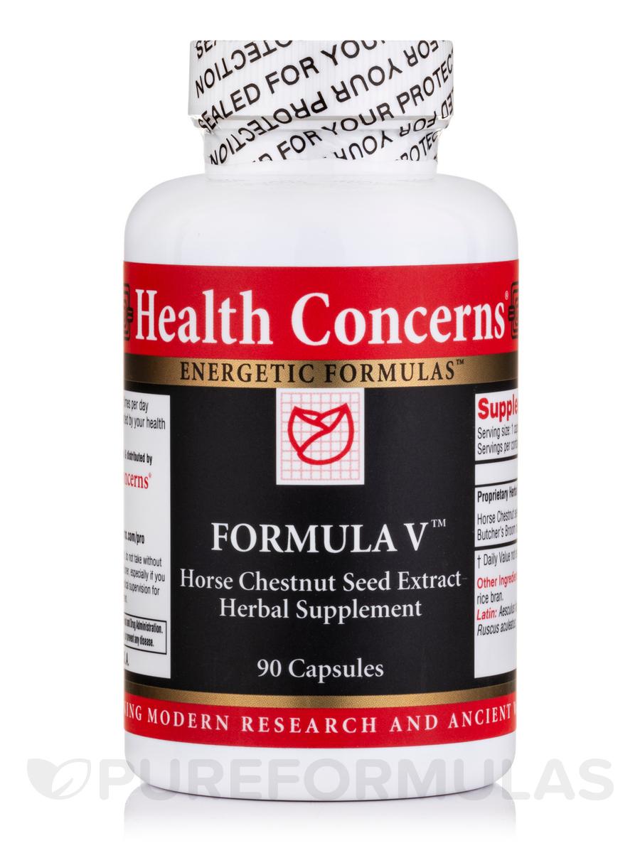 Formula V - 90 Tablets
