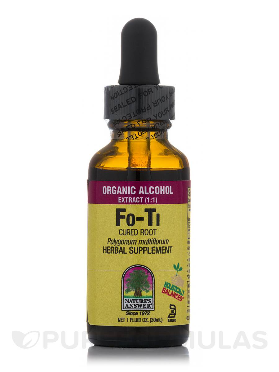 Fo-Ti Cured Root Extract - 1 fl. oz (30 ml)